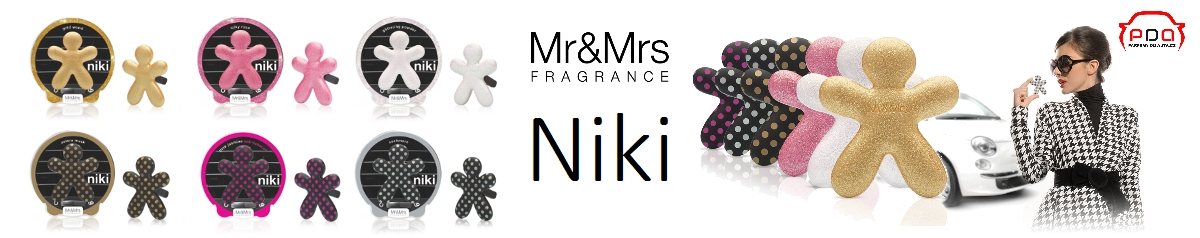Panáček Niki mr mrs fragrance