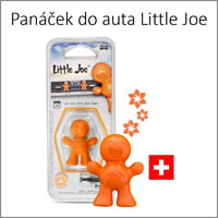 Little Joe 3D panáčci do auta