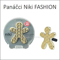 Niki Fashion panáčci do auta od Mr&Mrs Fragrance