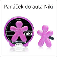 Voňavý panáček Niki Mr Mrs Fragrance