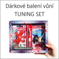 Dárková sada vůní do auta Tuning Set - Power Air